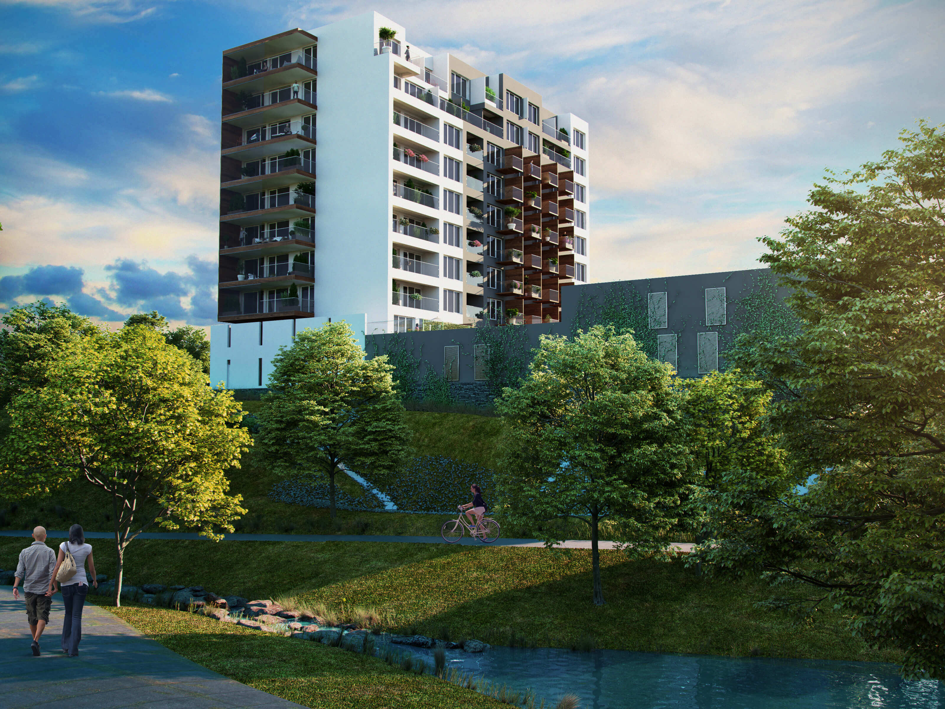 apartment for sale prague 4, new buildings prague, apartments for sale, prague, czech republic