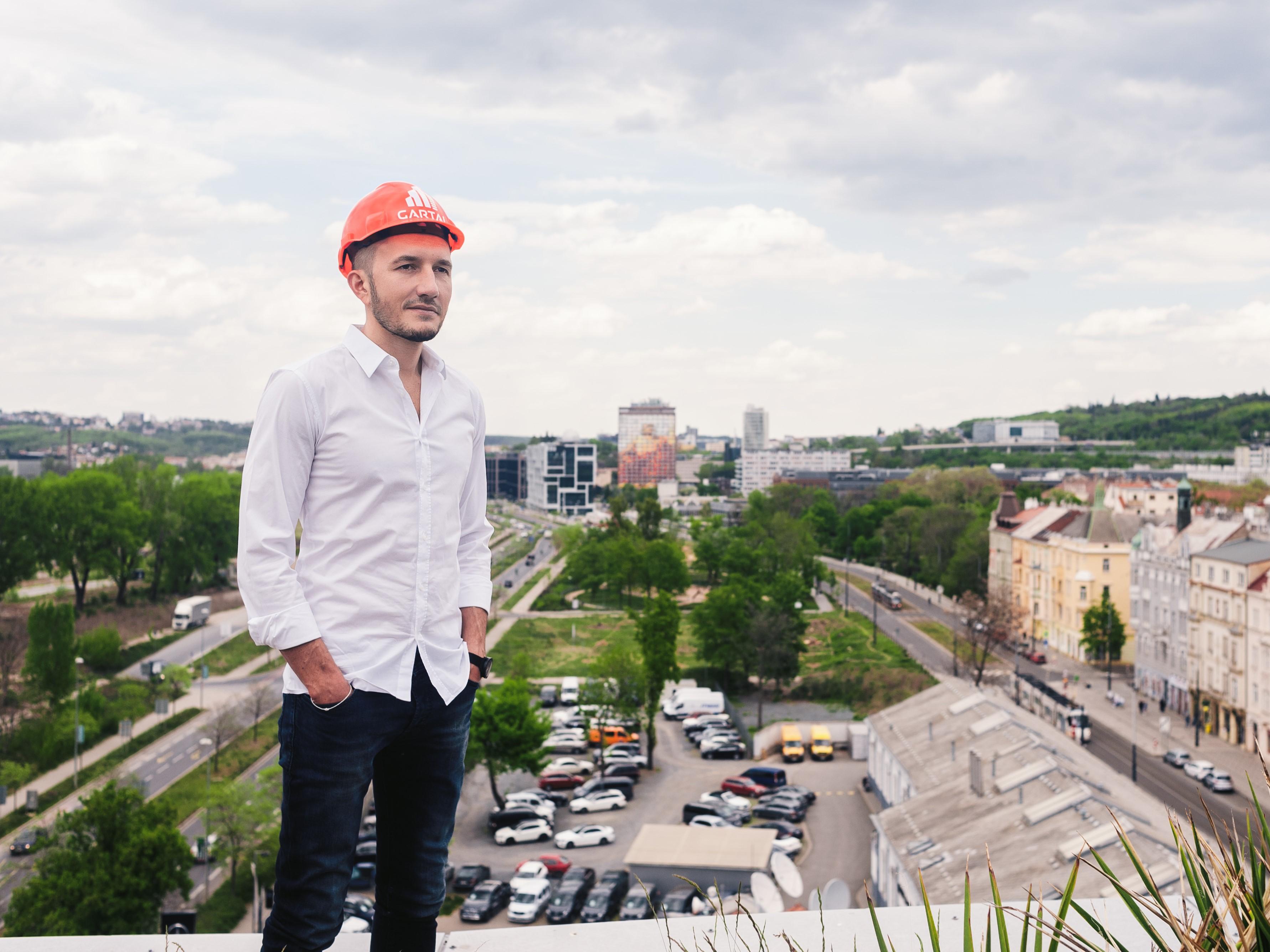 Nové byty v Praze. Developer GARTAL